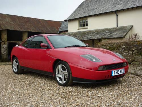 1999 Fiat Coupe #20