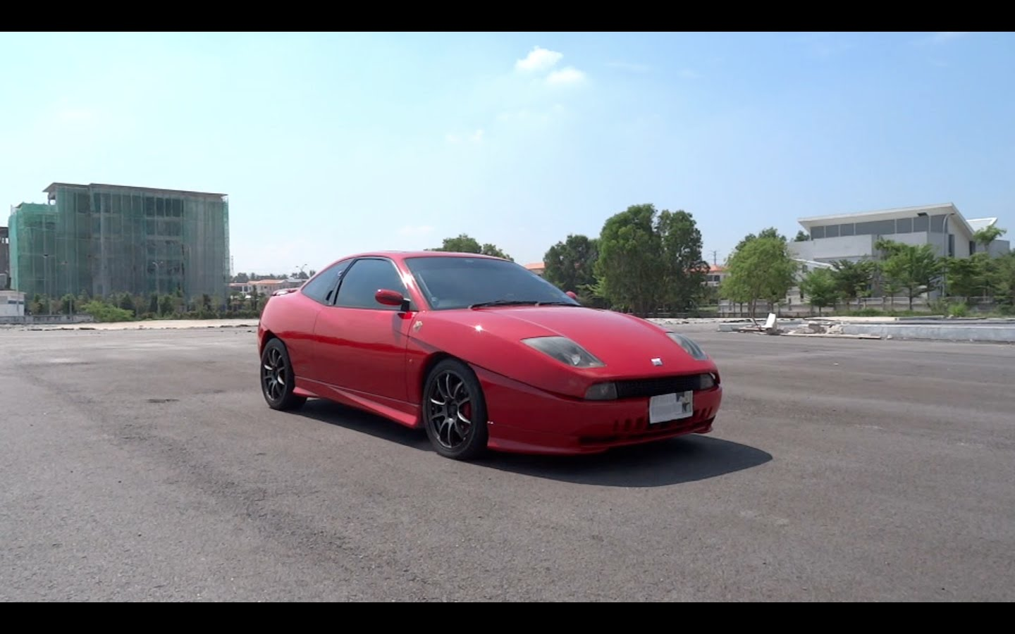 1999 Fiat Coupe #18