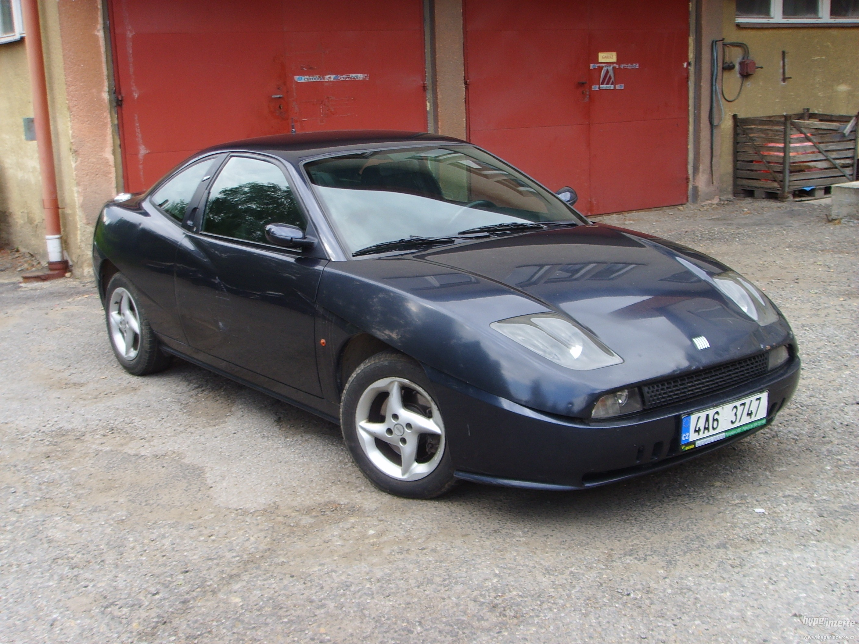 1999 Fiat Coupe #21