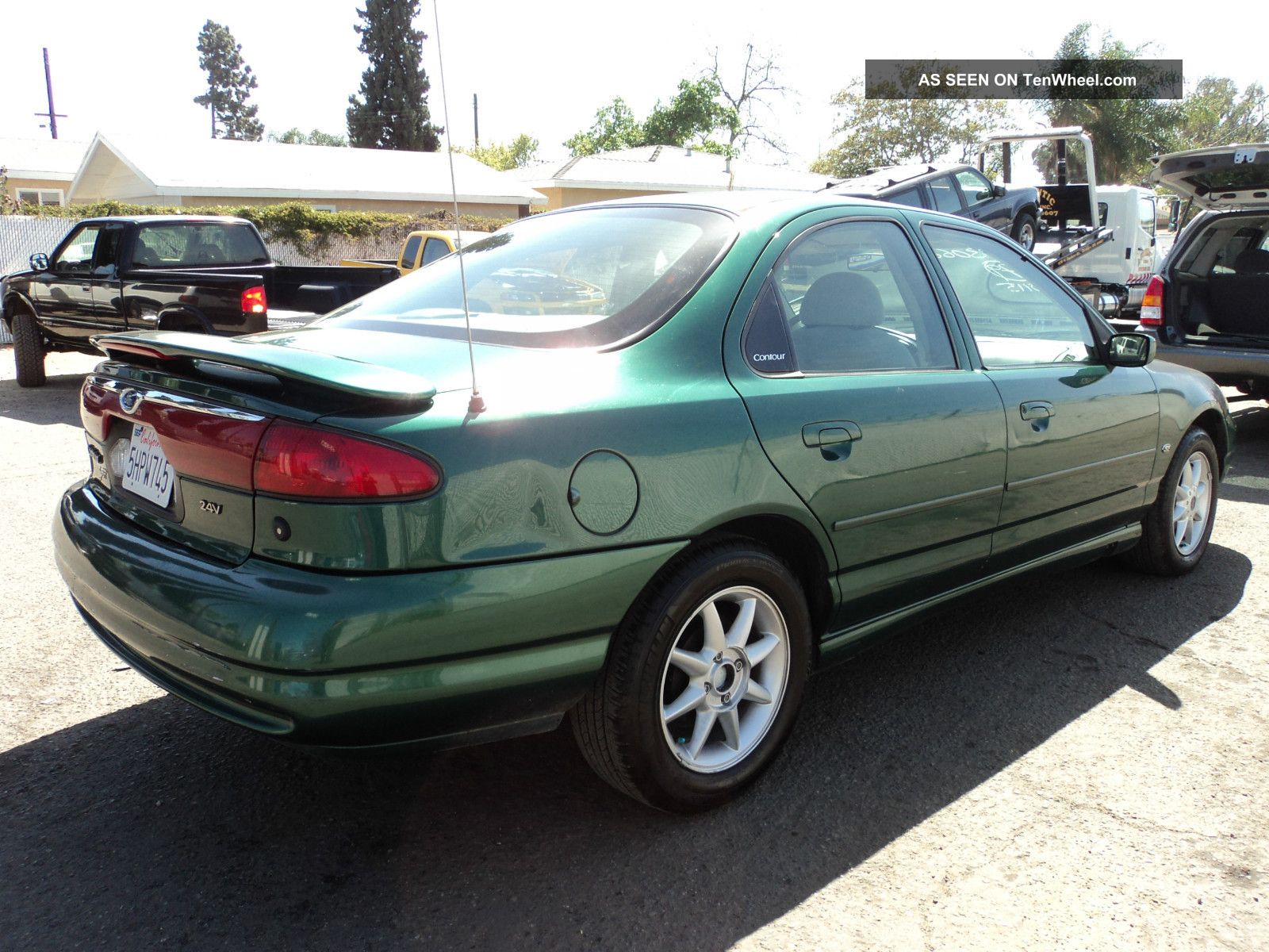 1999 Ford Contour #14