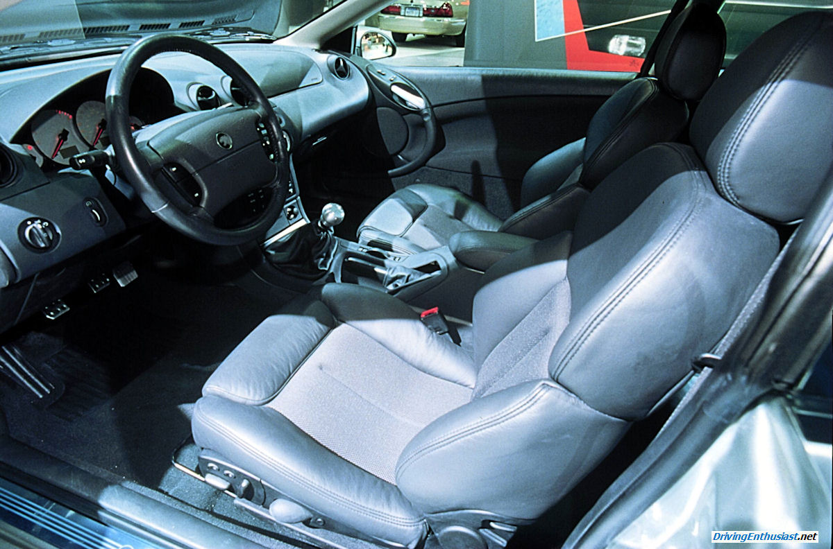 1999 Ford Cougar #18