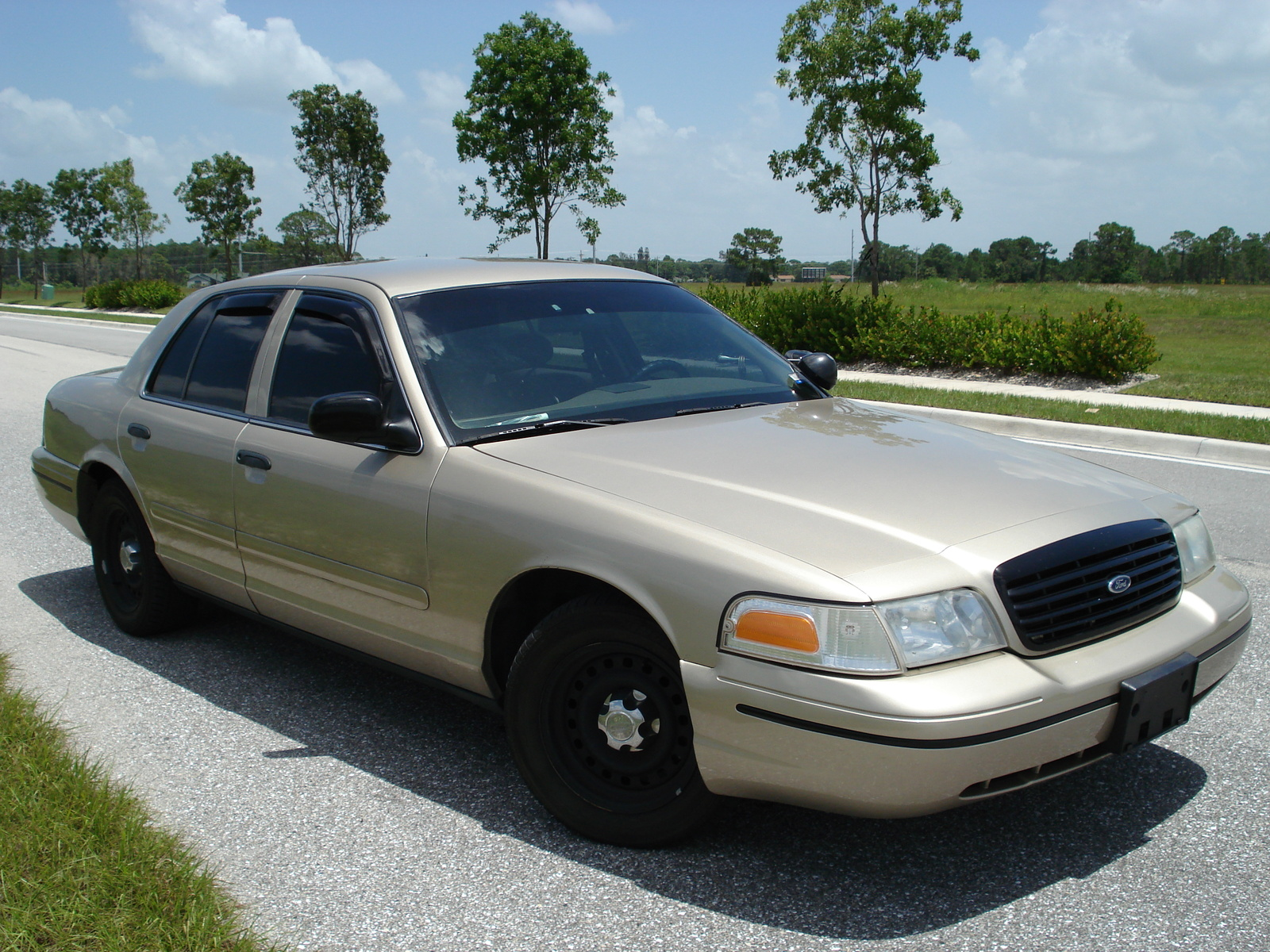 1999 Ford Crown Victoria #15