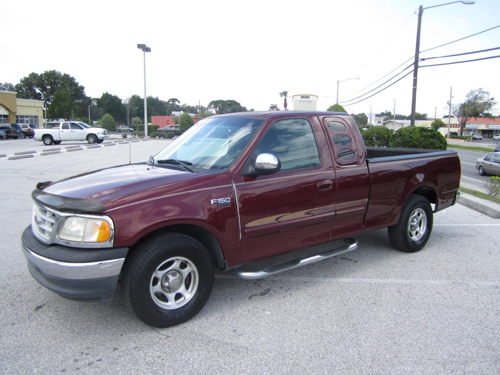 1999 Ford F-150 #17