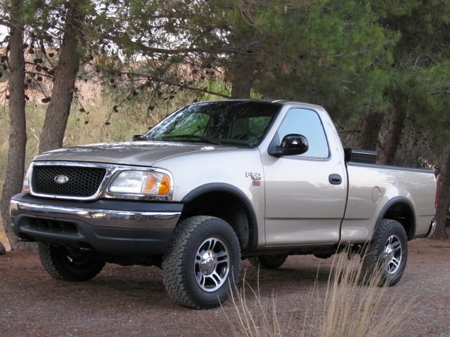 1999 Ford F-150 #15