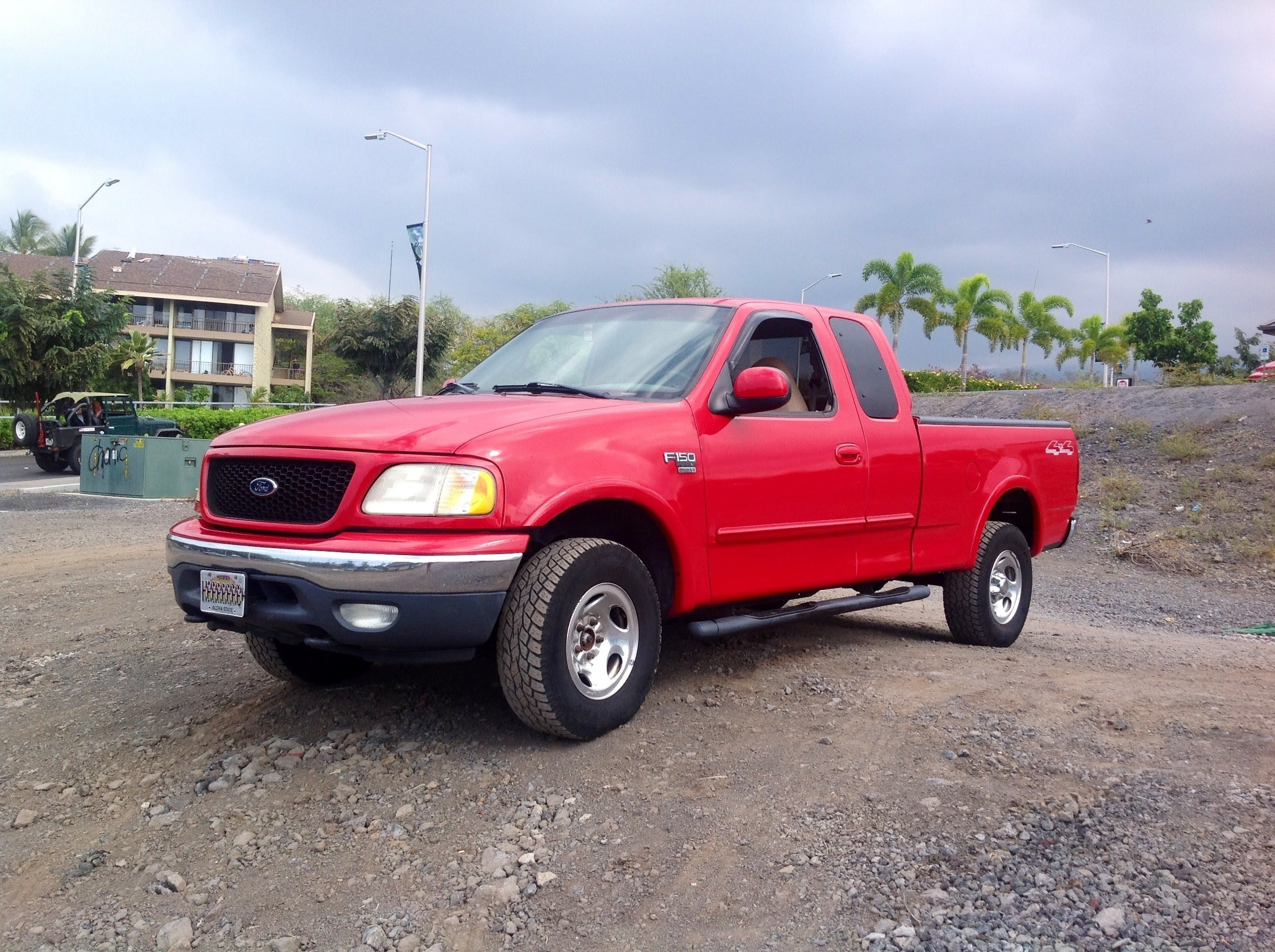 1999 Ford F-150 #16