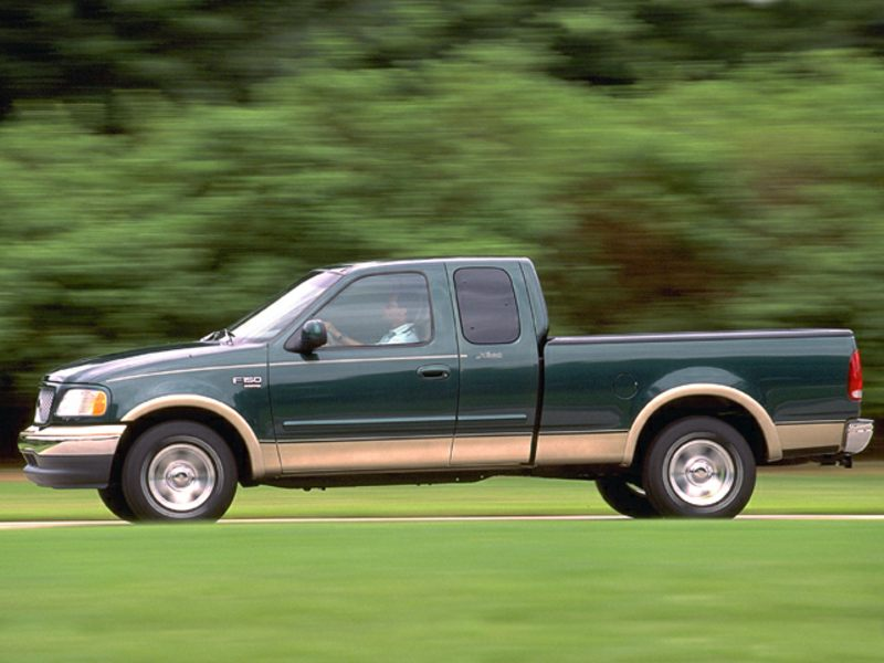 1999 Ford F-150 #18