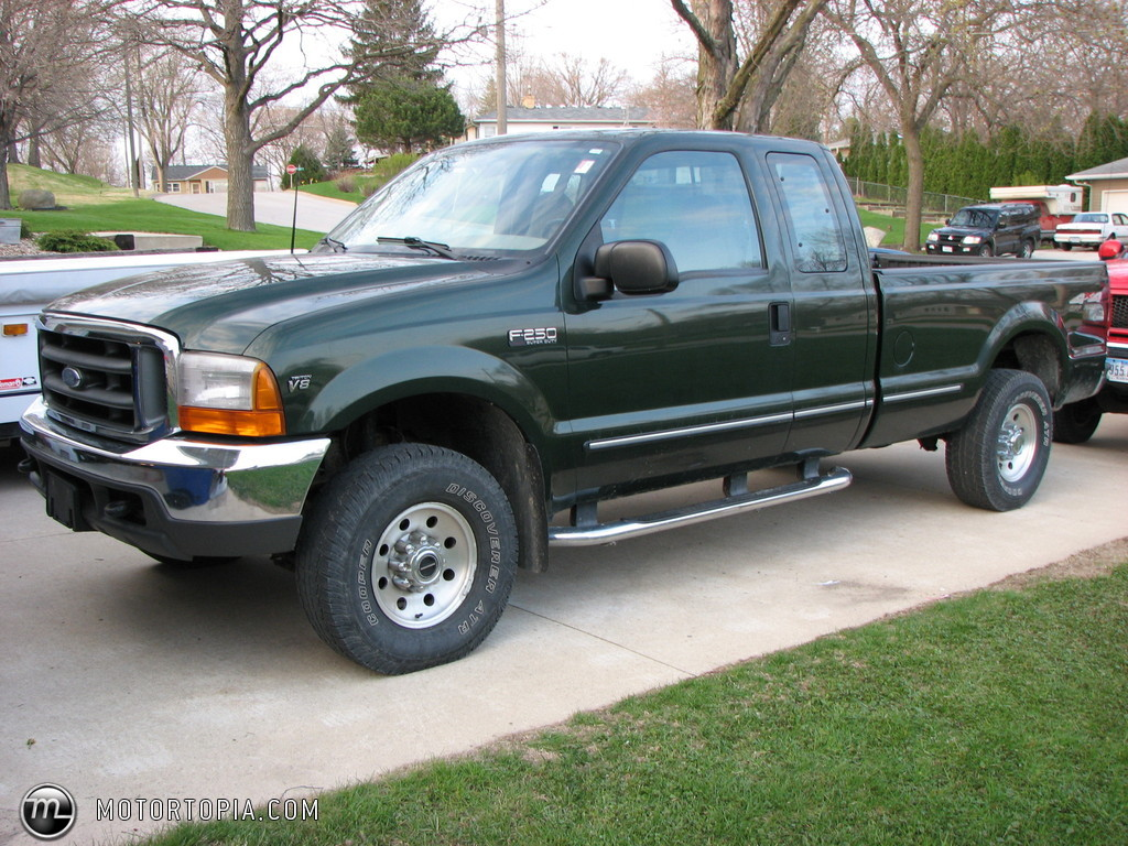 1999 Ford F-250 #23