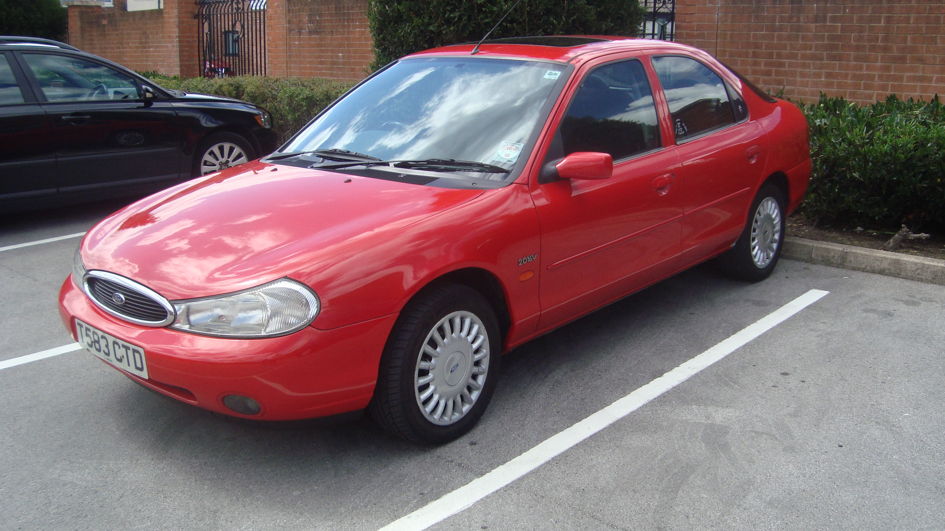 1999 Ford Mondeo #13