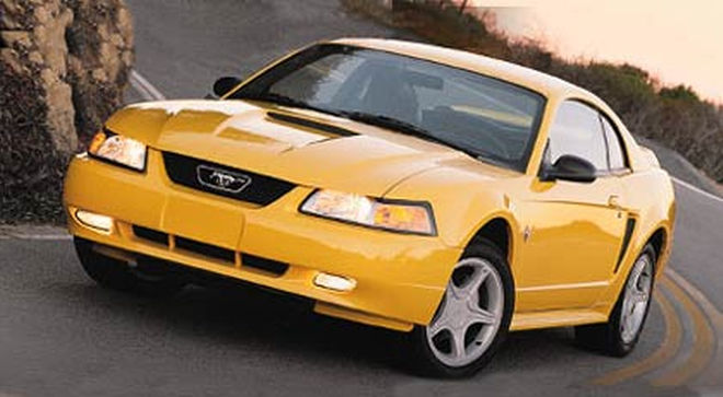 1999 Ford Mustang #21