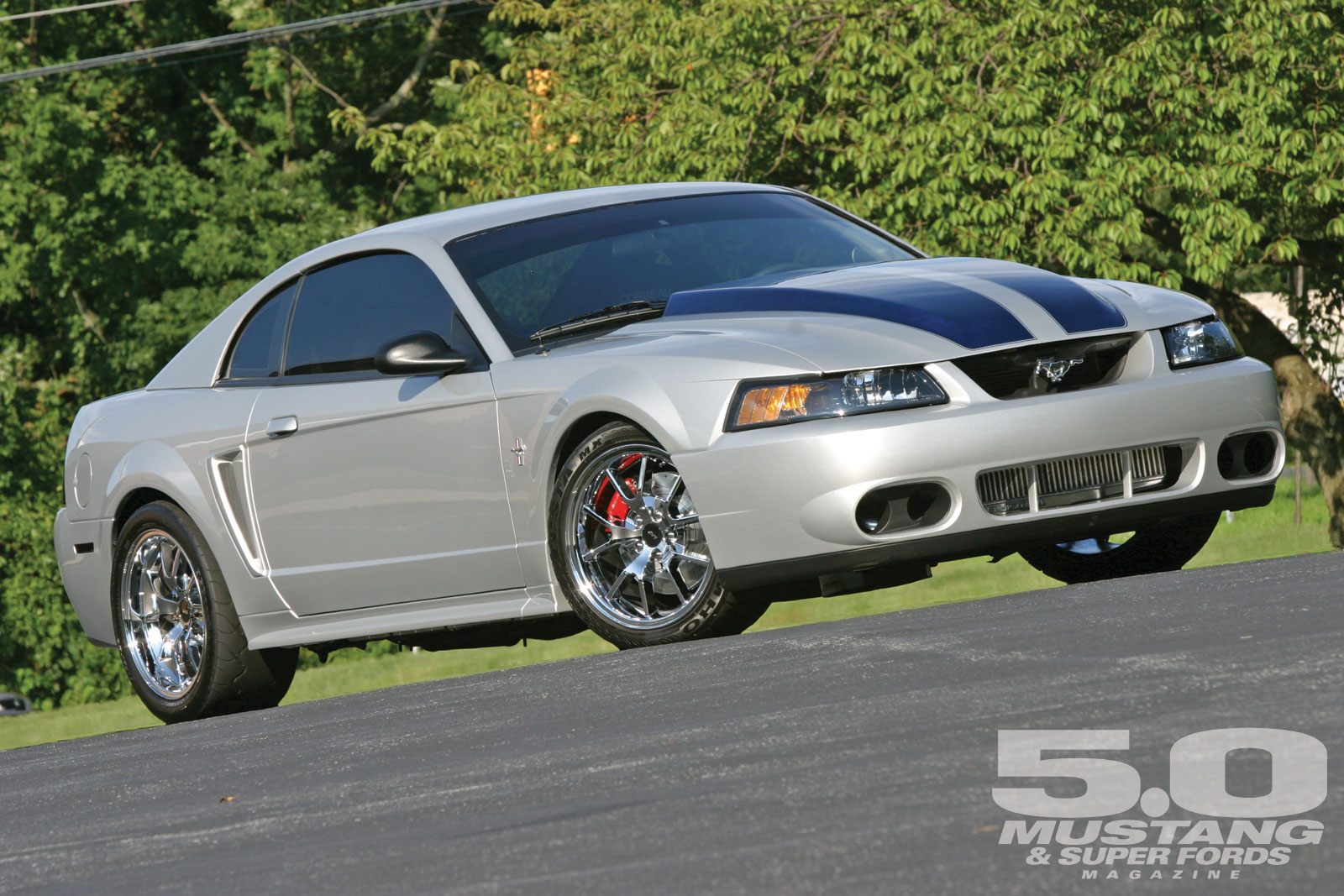 1999 Ford Mustang #22