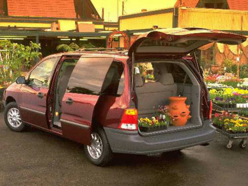 1999 Ford Windstar #22