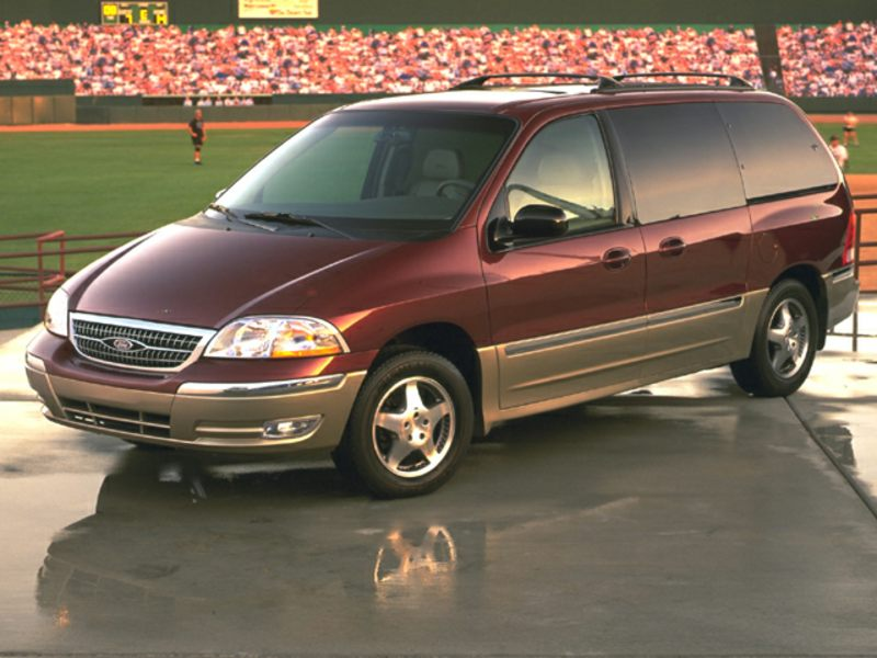 1999 Ford Windstar #19