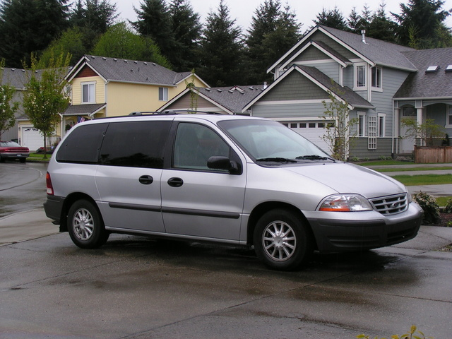 1999 Ford Windstar #18