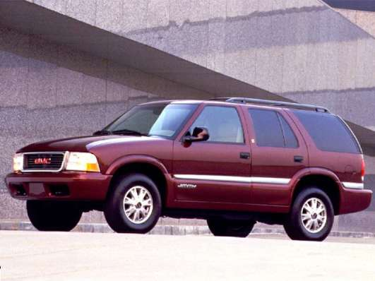1999 GMC Jimmy #18