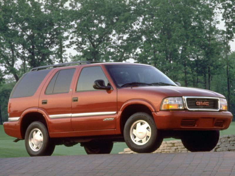 1999 GMC Jimmy #19