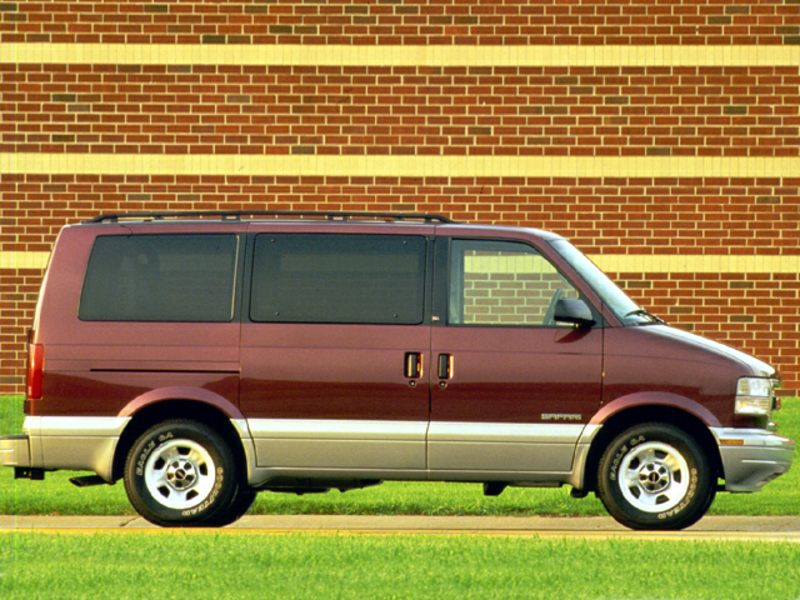 1999 GMC Safari #19