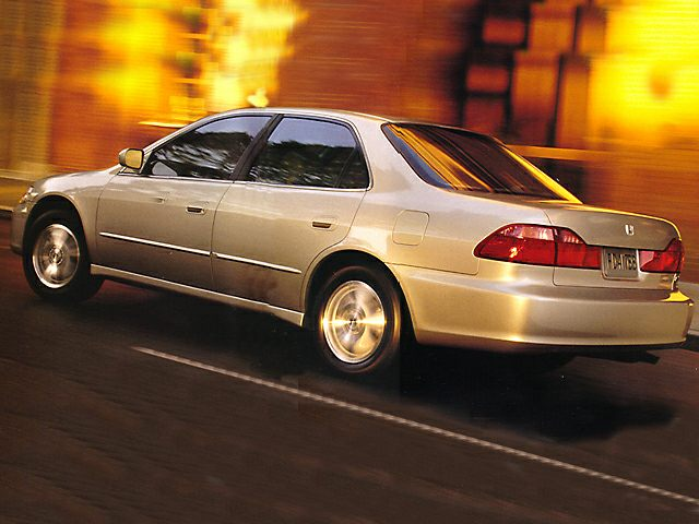 1999 Honda Accord #15
