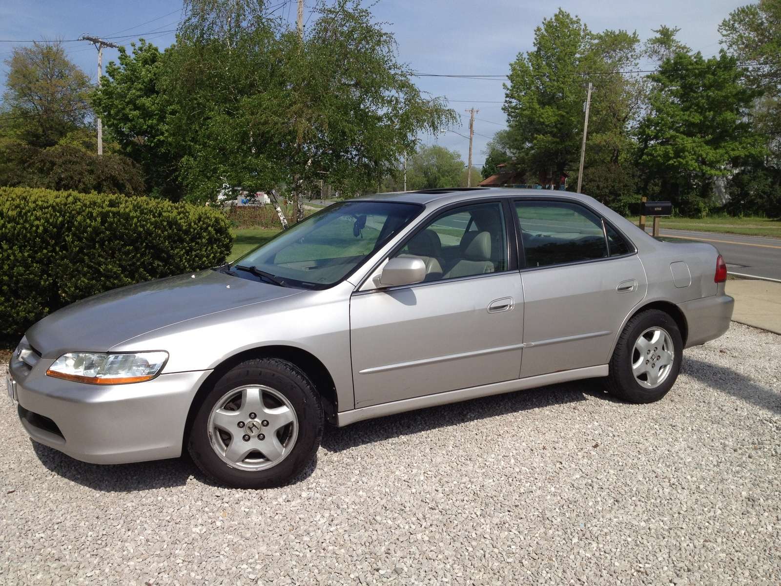 1999 Honda Accord #14