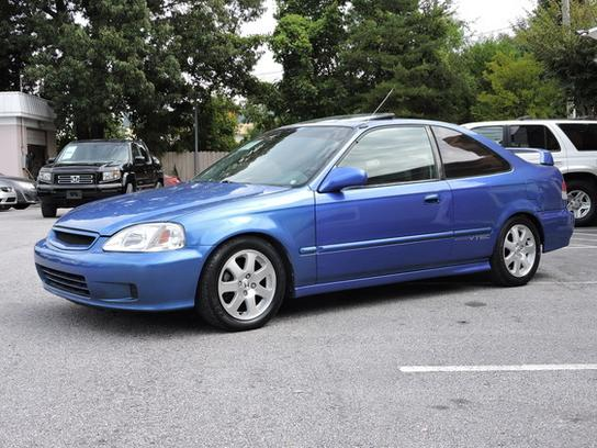 1999 Honda Civic #17