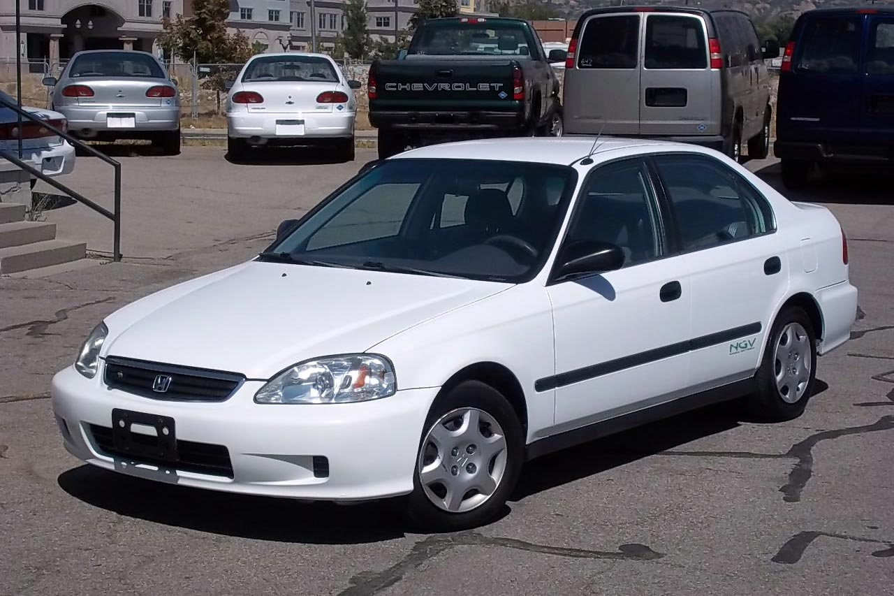 1999 Honda Civic #20