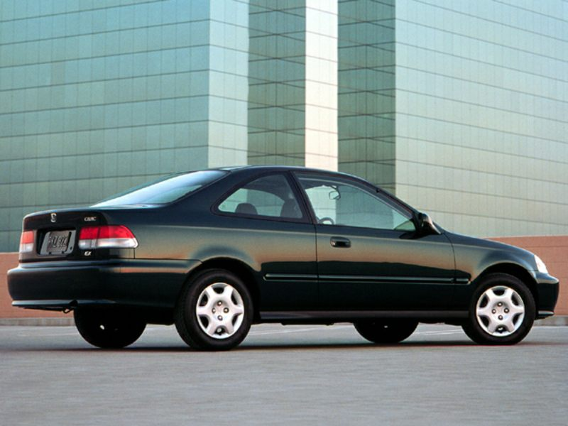 1999 Honda Civic #18