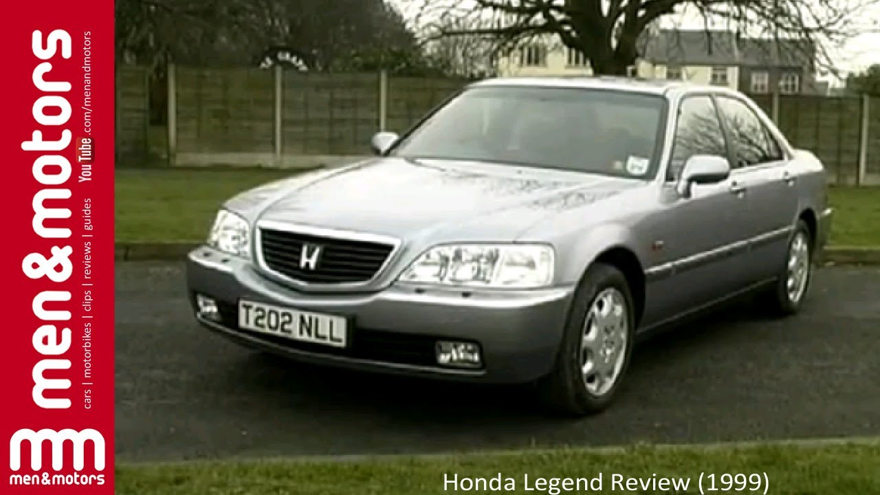 1999 Honda Legend #14