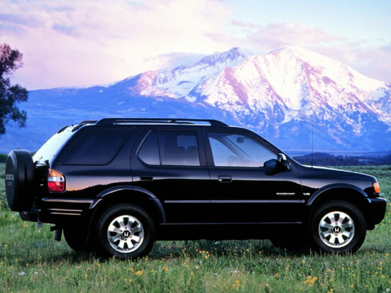 1999 Honda Passport #13