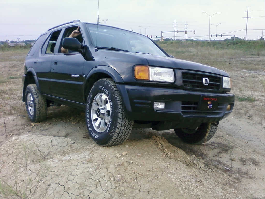 1999 Honda Passport #22
