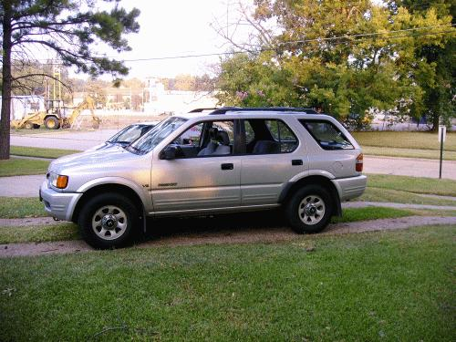 1999 Honda Passport #16