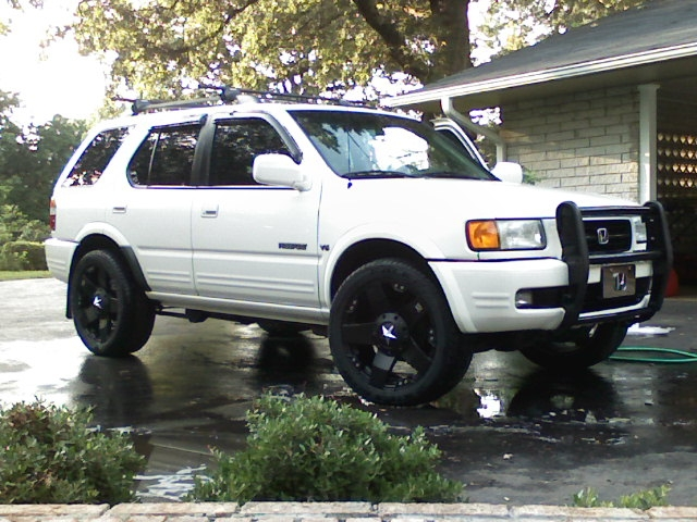 1999 Honda Passport #12