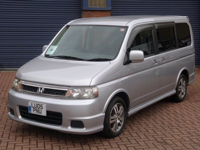 1999 Honda Step Wagon #15