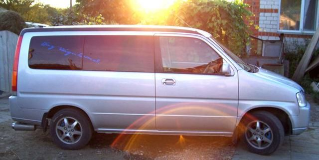 1999 Honda Step Wagon #13