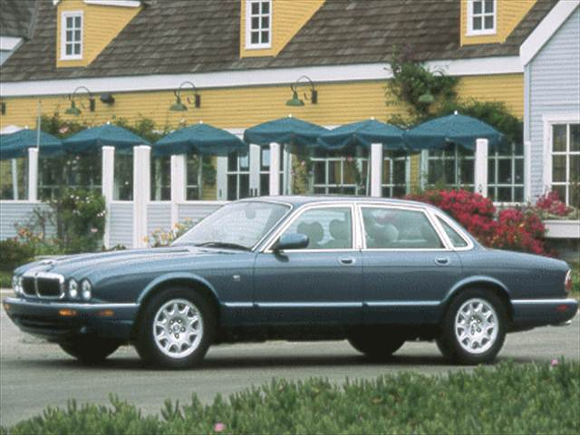 1999 Jaguar Xj-series #17