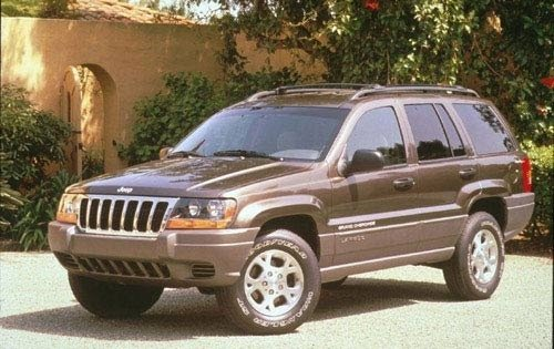 1999 Jeep Grand Cherokee Photos  Informations  Articles