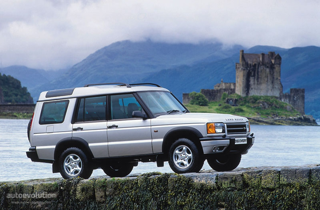 1999 Land Rover Discovery #16