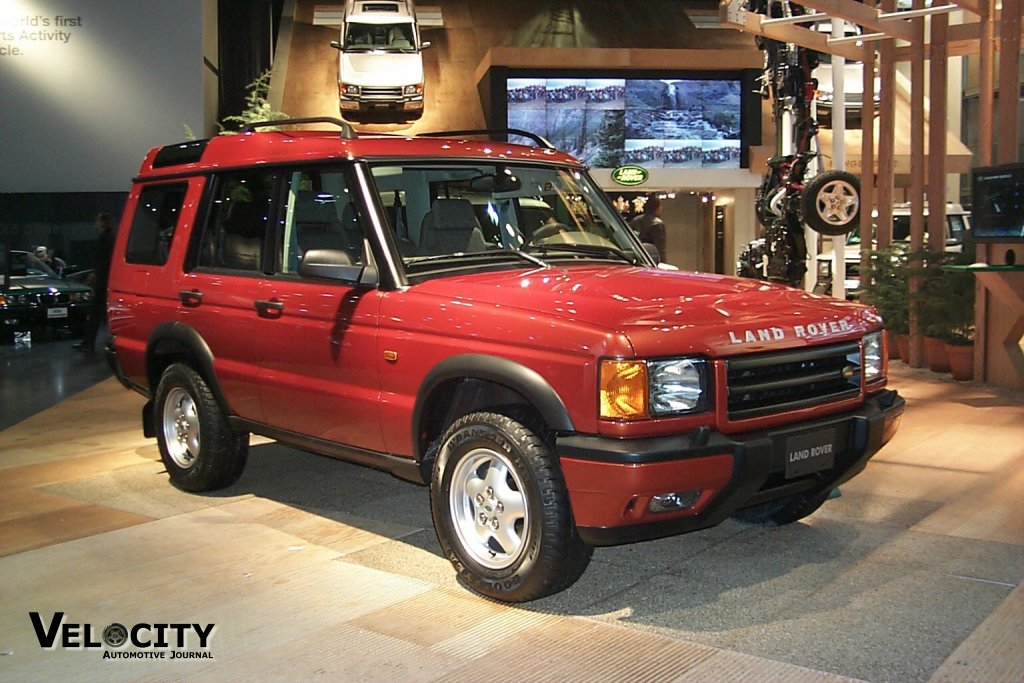 1999 Land Rover Discovery #17
