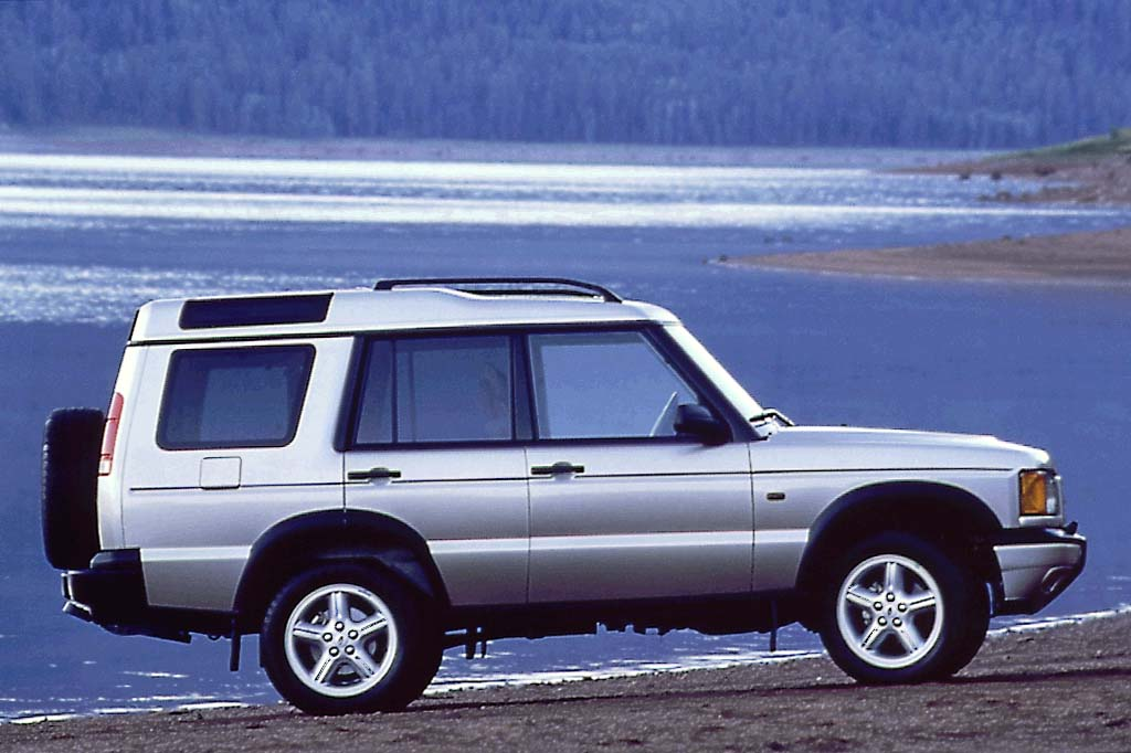 1999 Land Rover Discovery #15