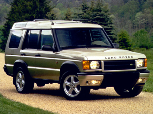 1999 Land Rover Discovery #14