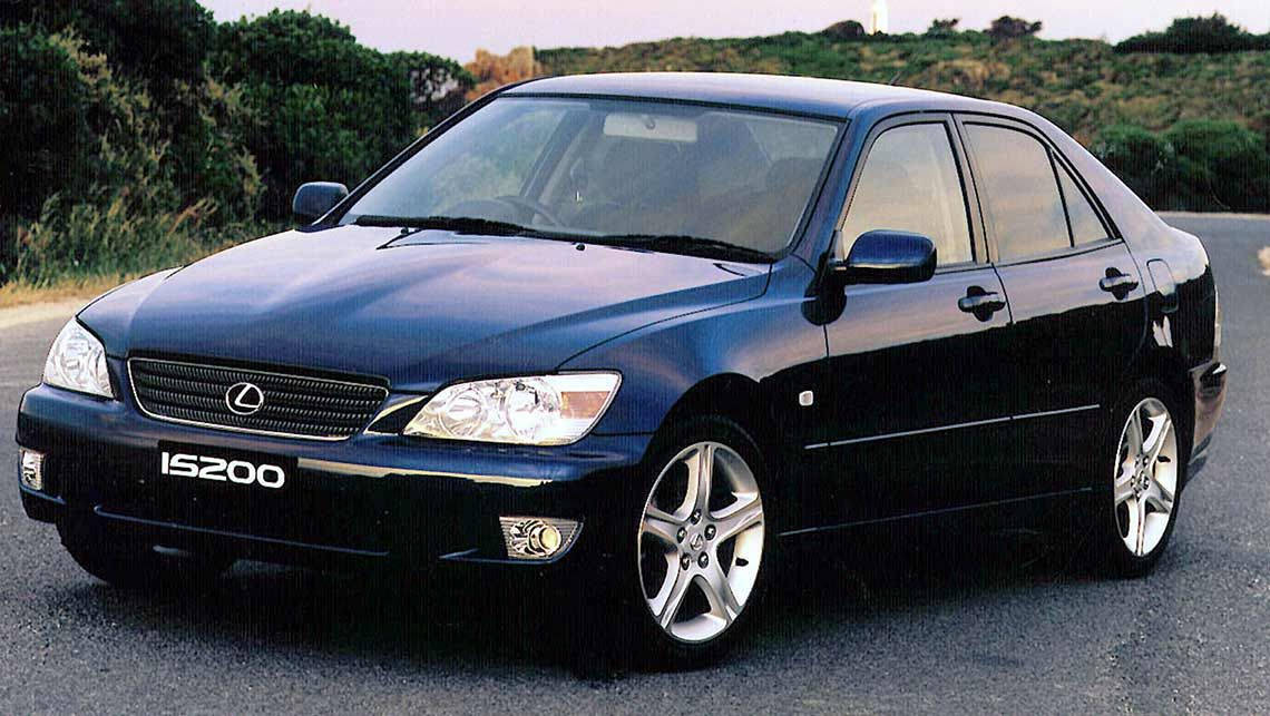 1999 Lexus IS #20