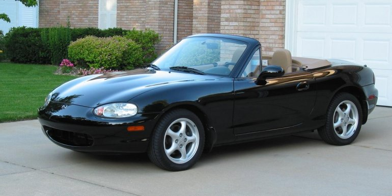 1999 mazda mx 5 miata photos informations articles. Black Bedroom Furniture Sets. Home Design Ideas