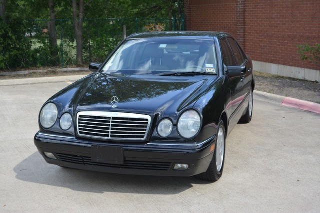 1999 mercedes benz e class photos informations articles for 1999 mercedes benz e class