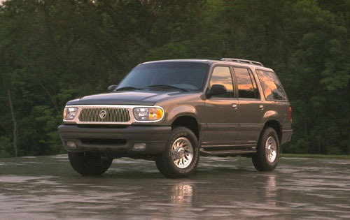 1999 Mercury Mountaineer #16