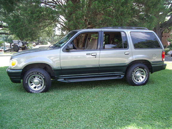 1999 Mercury Mountaineer #18