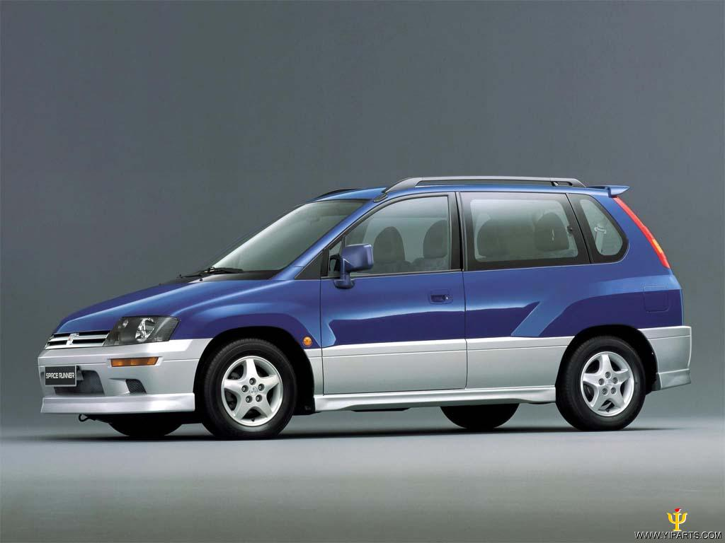 1999 Mitsubishi Space Runner #15