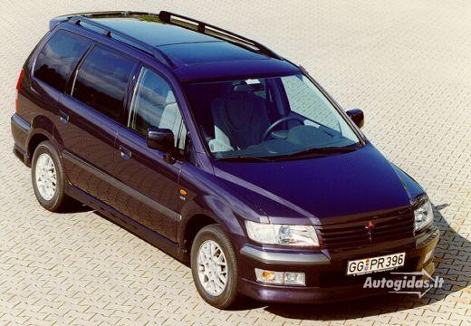 1999 mitsubishi space wagon photos informations articles. Black Bedroom Furniture Sets. Home Design Ideas