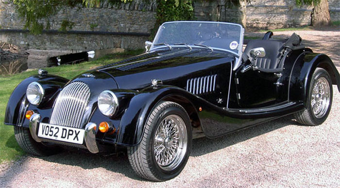 1999 Morgan Plus 4 #17