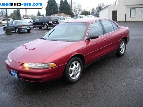 1999 Oldsmobile Intrigue #16