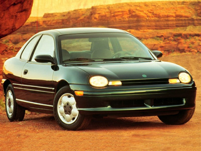 1999 Plymouth Neon #17