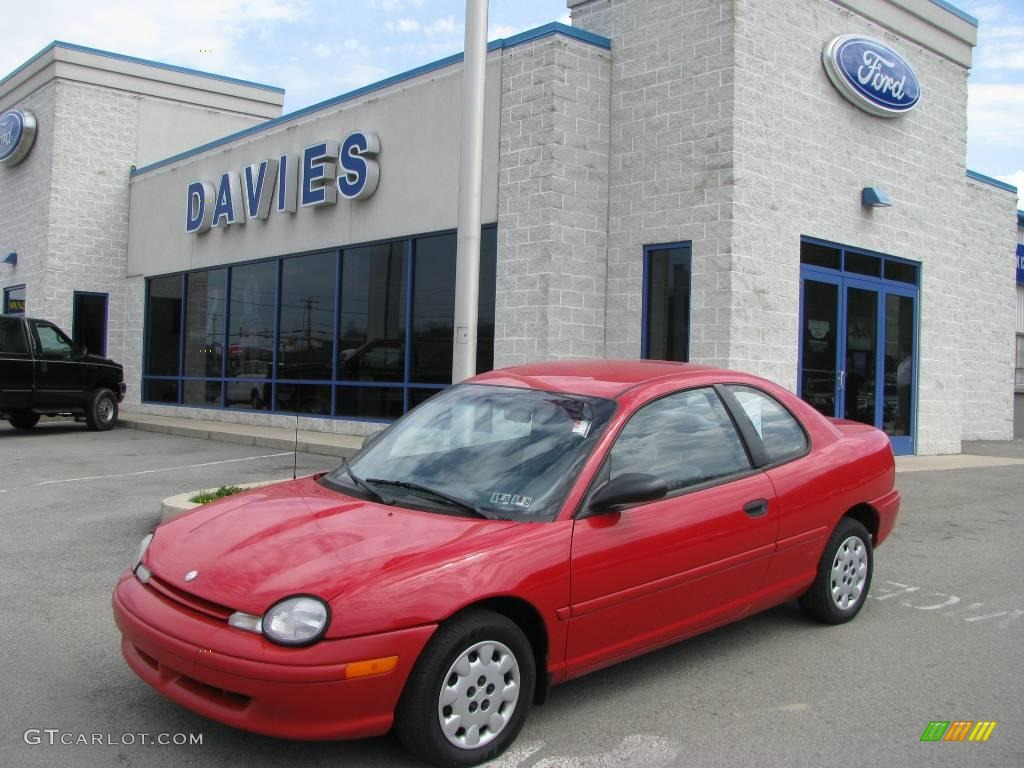 1999 Plymouth Neon #18
