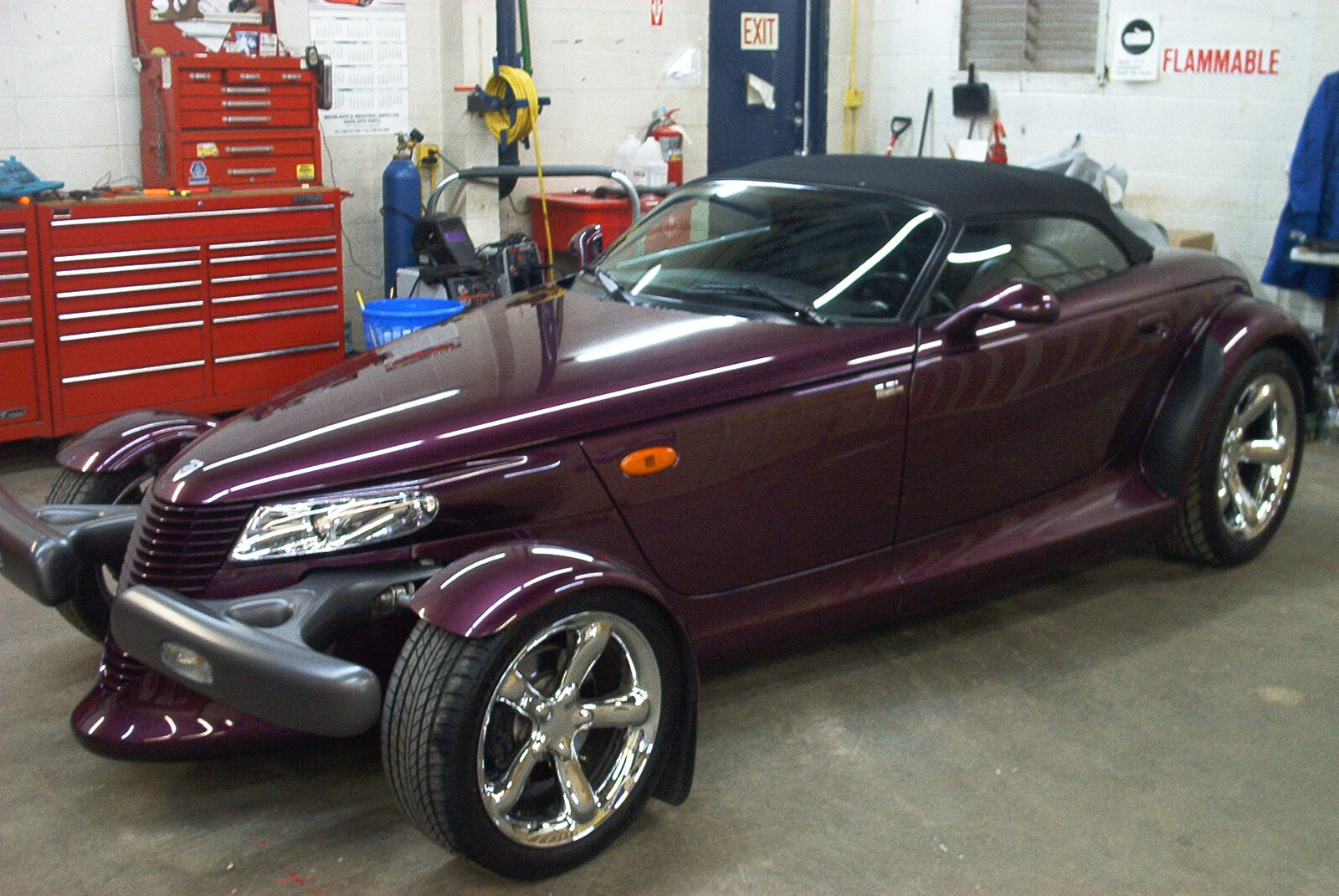 1999 Plymouth Prowler #20